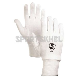 SG Club Junior Batting Inner Gloves