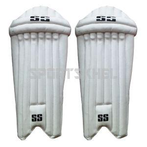 SS Club Wicket Keeping Pads Men