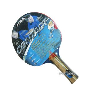 Stiga Contact 2 Star Table Tennis Bat