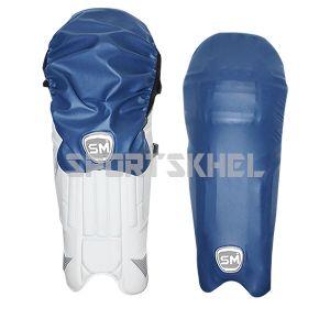 Cricket Legguard Wrap Blue