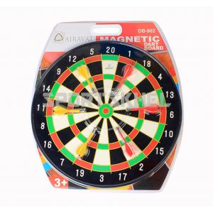"Airavat DB-902 16"" Magnetic Dart Board"