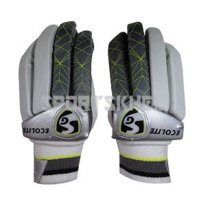 SG Ecolite Batting Gloves Extra Small Junior