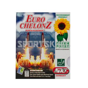 GKI Euro Chelonz Table Tennis Rubber