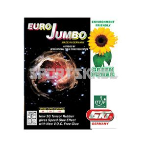 GKI Euro Jumbo Table Tennis Rubber