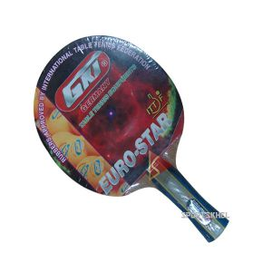 GKI Euro Star Table Tennis Bat