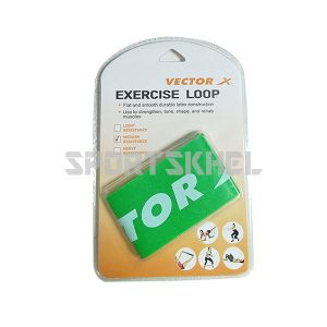 Vector X Exercise Latex Loop Resistance Band Medium