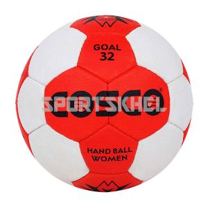 Cosco Goal-32 White Design Handball Women