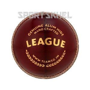 SG League Cricket Ball (12 Ball)