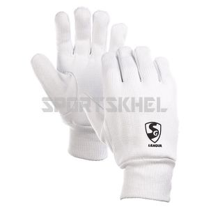 SG League Youth Wicket Keeping Inner Gloves