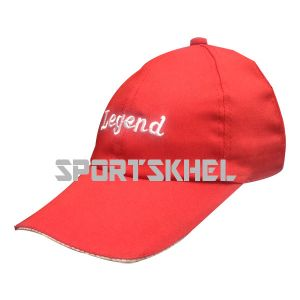 Legend Casual Red Cap