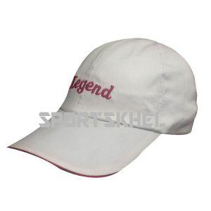Legend Casual White Cap