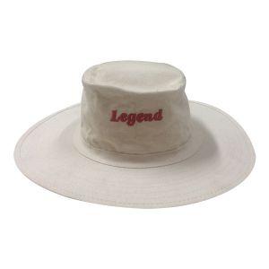 Legend Panama Half White Hat