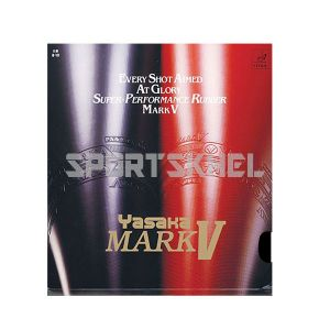 Yasaka Mark V Table Tennis Rubber