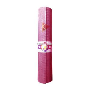 MK Yoga Mat 6mm Peach Pink