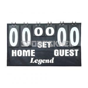 Legend Multi-Sport Volleyball Badminton Table Tennis Scoreboard