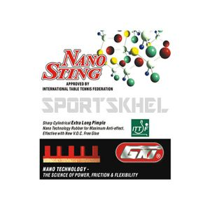 GKI Nano Sting Table Tennis Rubber
