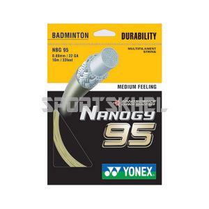 Yonex Nanogy 95 Badminton Stings