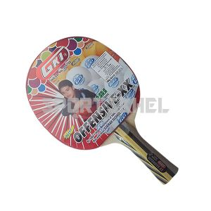 GKI Offensive XX Table Tennis Bat