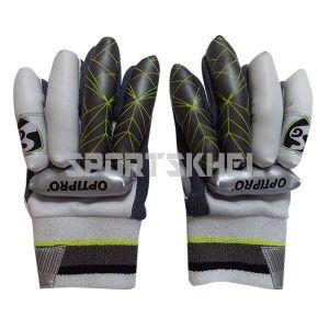 SG Optipro Batting Gloves Extra Small Junior