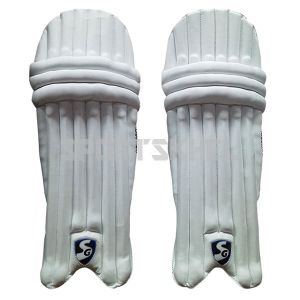SG Optipro Batting Pads Small Junior