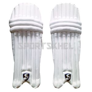 SG Optipro Batting Pads Junior