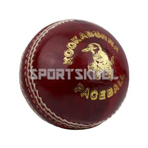 Kookaburra Pace Cricket Ball (6 Balls)