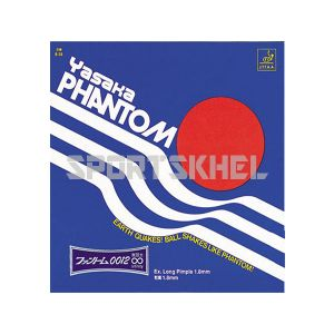 Yasaka Phantom 0012 Table Tennis Rubber