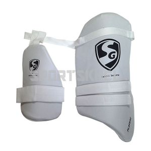 SG Players Thigh Pads Men (Combo)