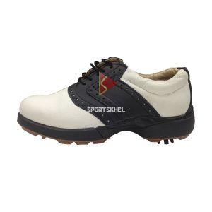 Pro Ase Sense Golf Shoes White Black