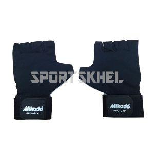 Mikado Pro Gym Gloves with Belt