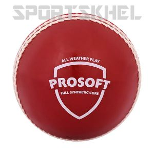 SG Prosoft Synthetic Cricket Ball (12 nos)