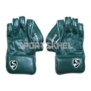 SG Savage Wicket Keeping Gloves (Men)