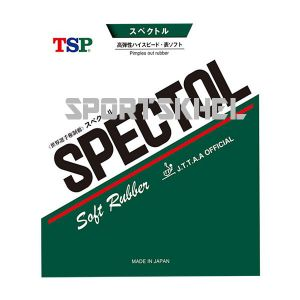 TSP Spectol Table Tennis Rubber