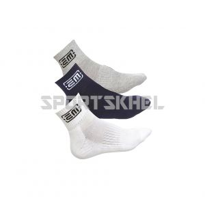 EM Sports Socks (Pack of 3)