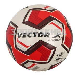 VECTOR X Stealth Thermo Bonded Football Size 5