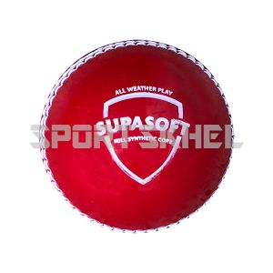 SG Supasoft Synthetic Cricket Ball (12 nos)