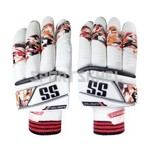 SS Super Test Batting Gloves Men