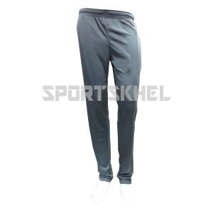 Cenmax Dark Grey Parrot Green Trouser