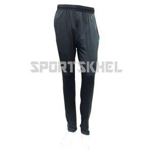 Cenmax Black Neon Green Trouser