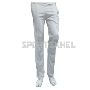 LEGEND Design White Cricket Trousers