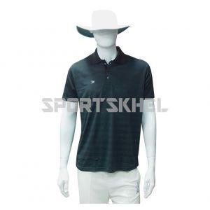 Cenmax Dark Grey Black Half Sleeves T-Shirt