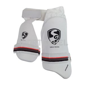SG Ultimate Thigh Pads Junior (Combo)