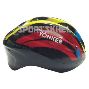 Yonker Step One Senior Cycling/Skating Helmet