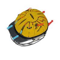 Masuri VS Test Stainless Steel Cricket Helmet Features