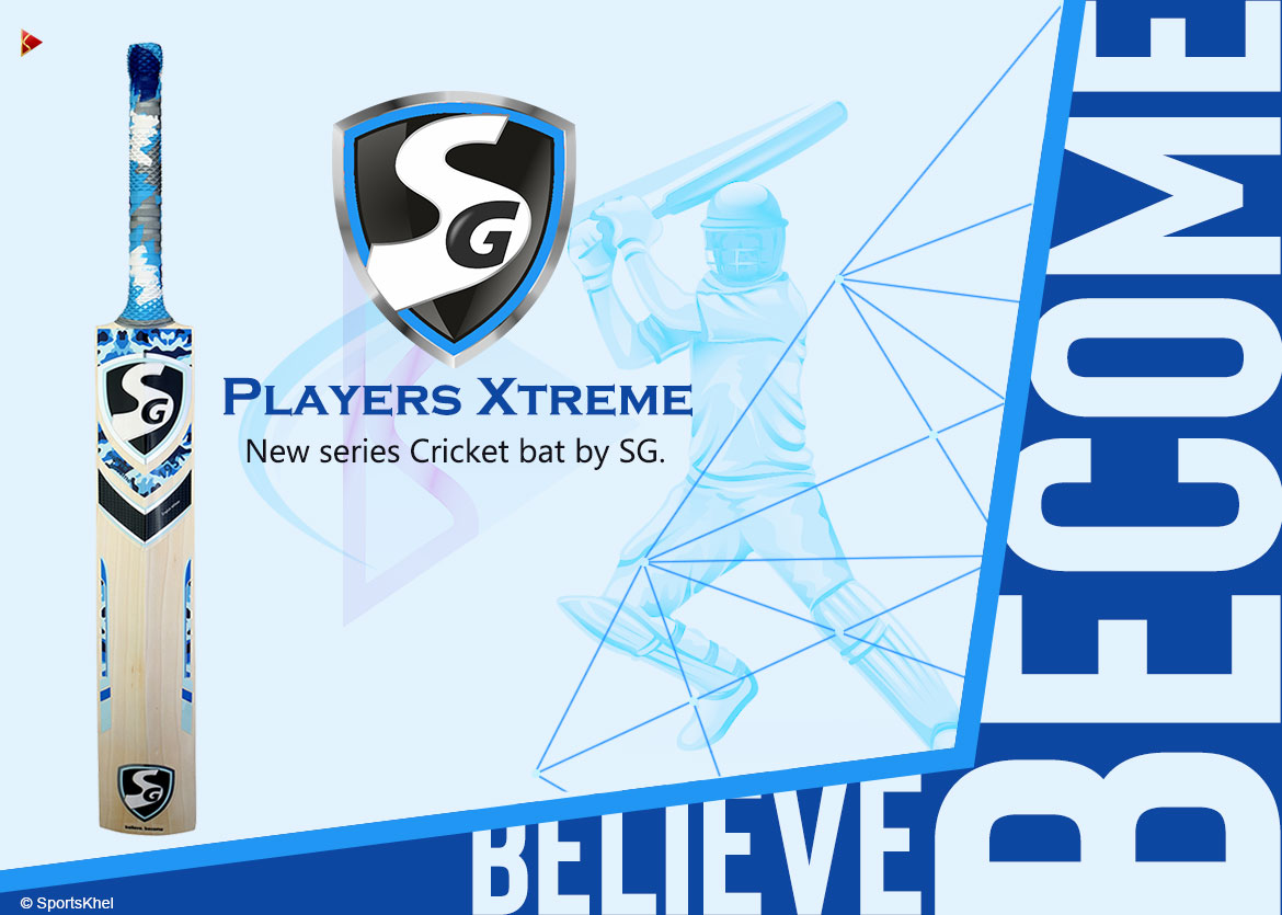 SG Players Xtreme Bat Features 1