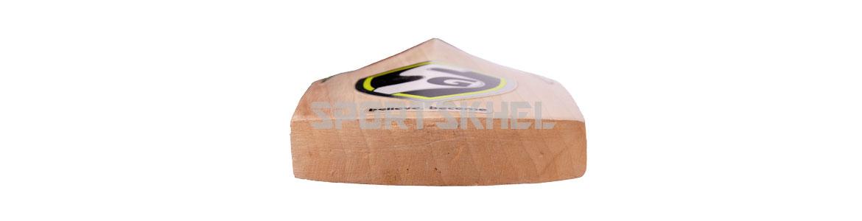 SG Reliant Xtreme Bat Size 6 Bottom View