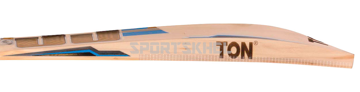 SS Custom English Willow Cricket Bat Size 4 Side View