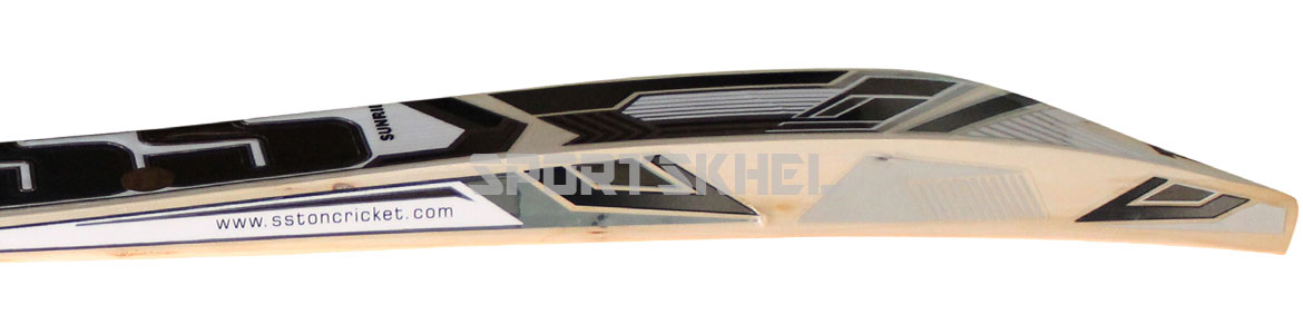 SS Master 99 English Willow Cricket Bat Size Men Side View