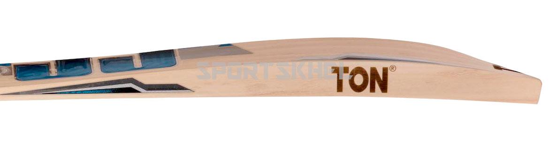 SS Premium English Willow Cricket Bat Size Harrow Side View