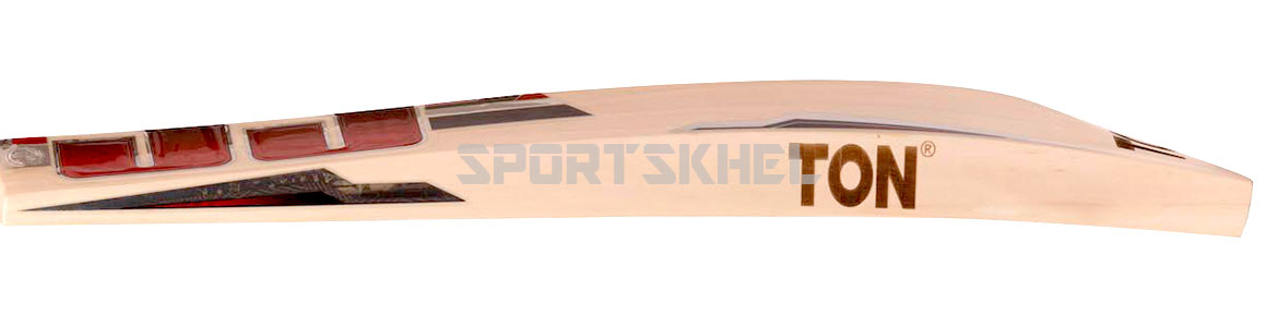 SS Supremo English Willow Cricket Bat Size Men Side View